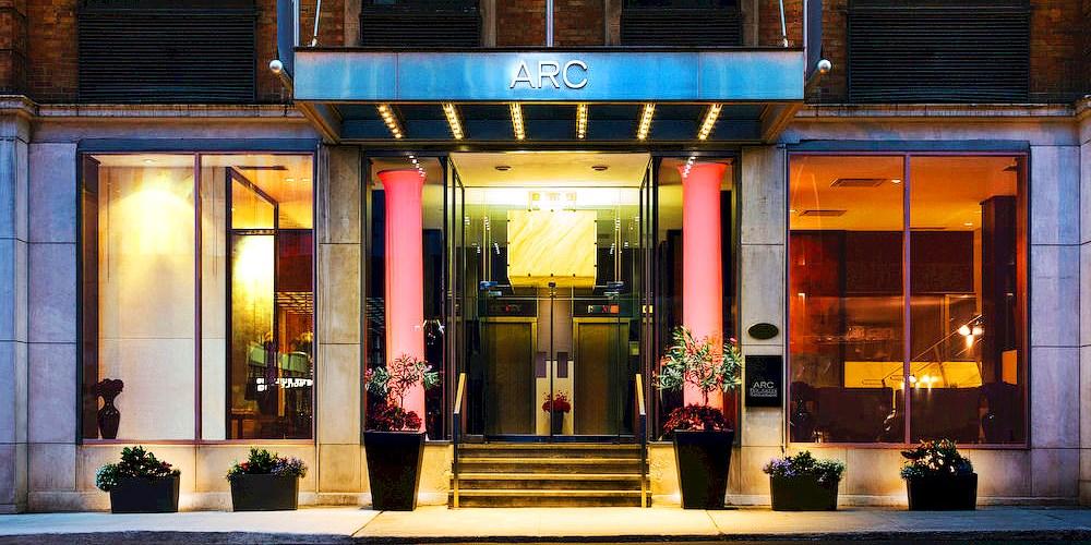 Arc The Hotel -- Ottawa, Ontario