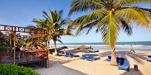 £399pp -- 4-Star Gambia Week w/Flights & Transfers, Save 38%