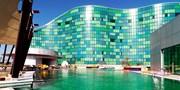 499 € -- Emirate: 5*-Hilton in Abu Dhabi & Flug, -240 €