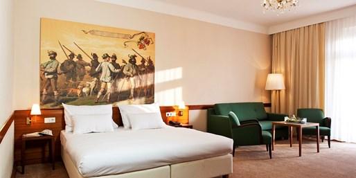 211 € -- Kaiserliches Wien: 4 Tage mit Hotel & Flug