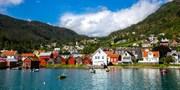 £979pp -- 16-Nt North Cape & Scottish Highlands Cruise