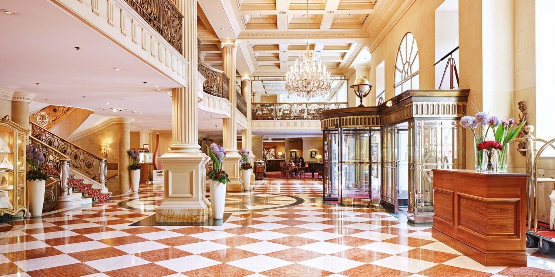Vienna hotels fodor s - Grand Hotel Wien Vienna Austria