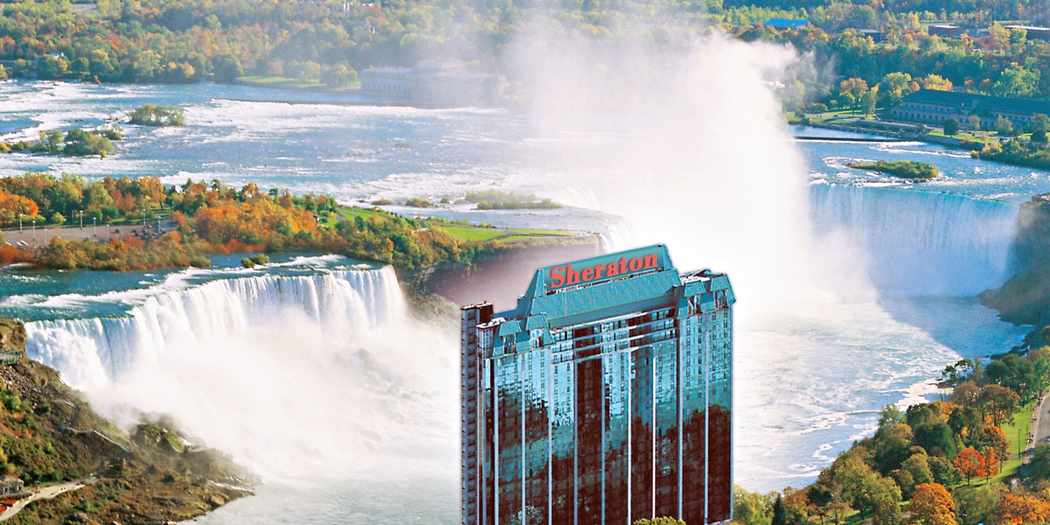 $129 -- Niagara 4-Star Wine, Dine & Casino Escape, 65% Off