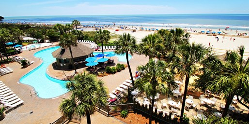 $119 -- Last Minute: Hilton Head Beachfront Stay, 45% Off