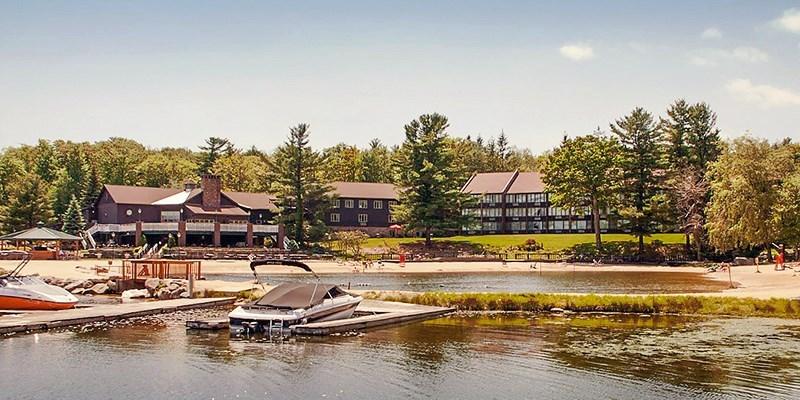 Split Rock Resort -- Lake Harmony, PA