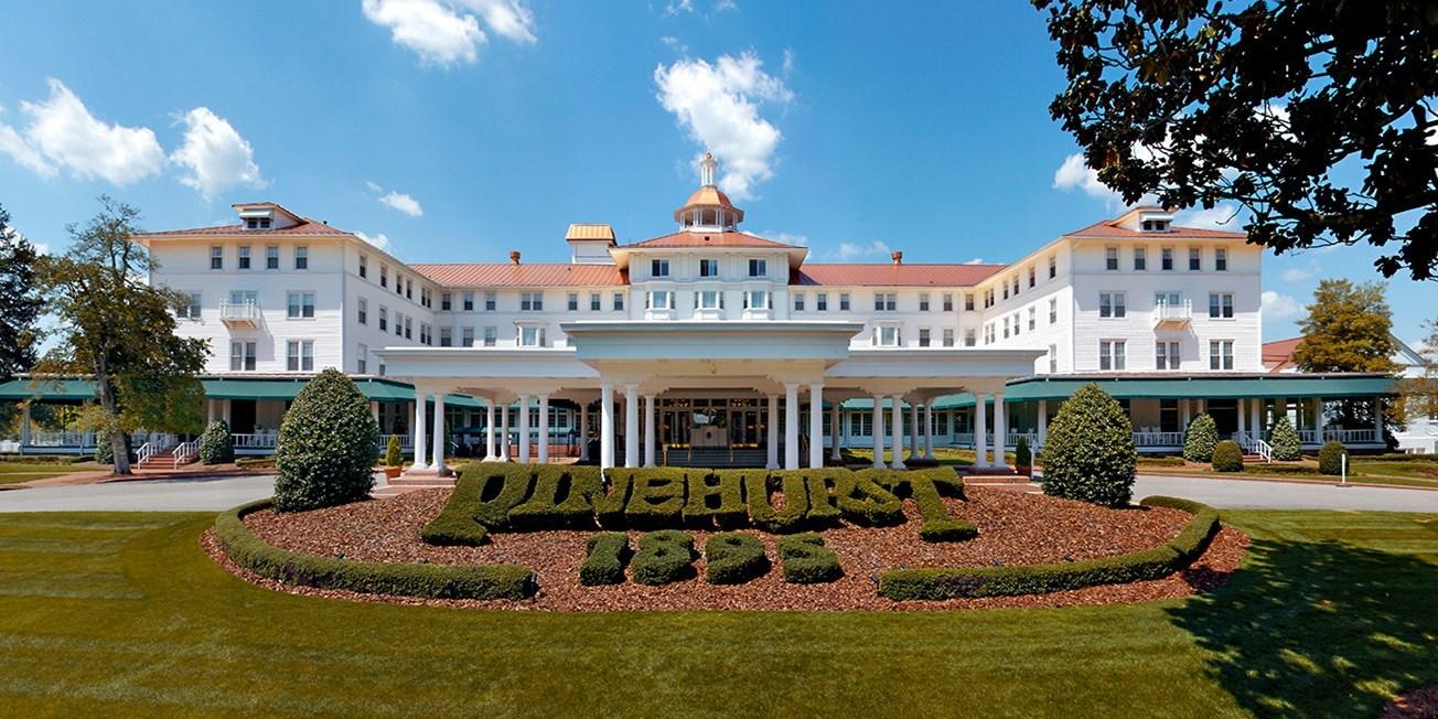 Pinehurst Resort -- Pinehurst, NC