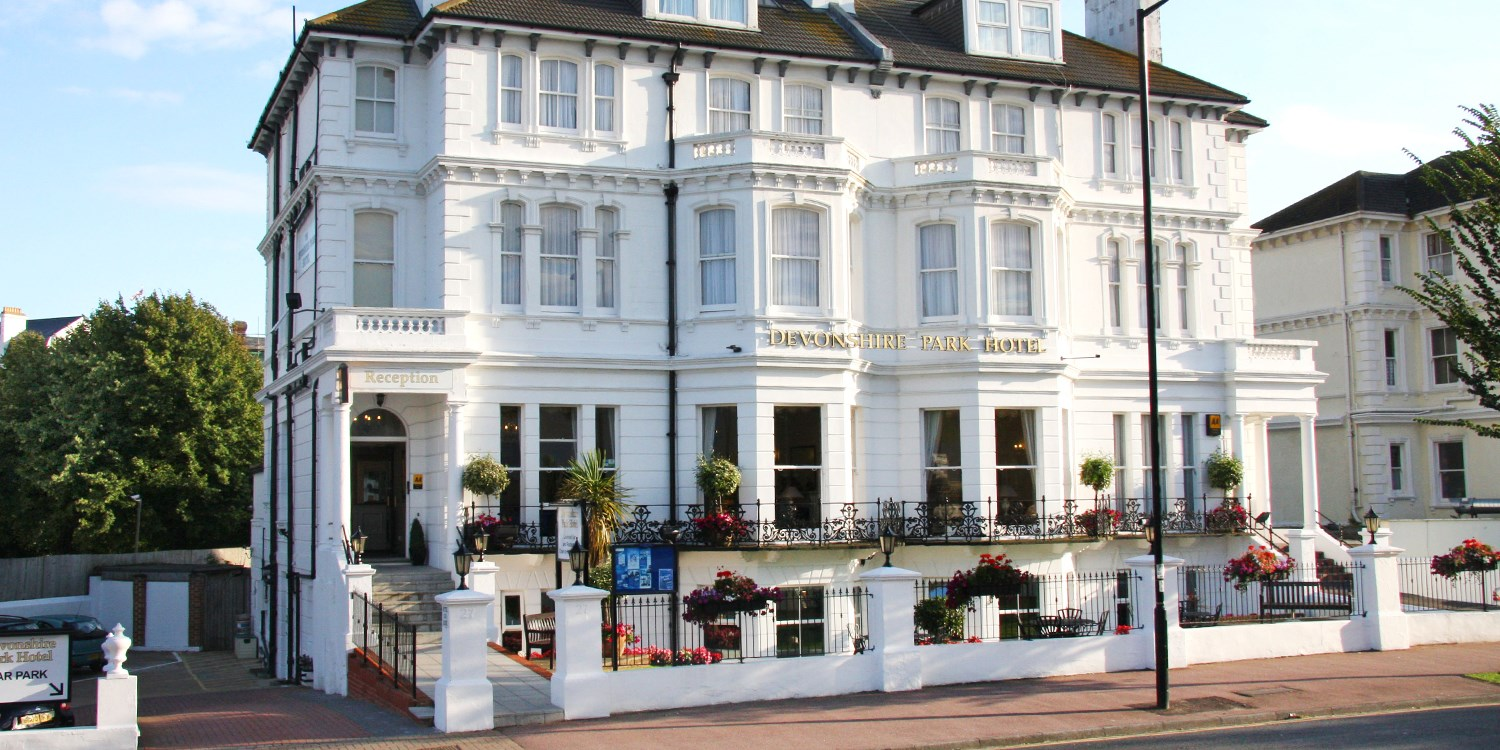 Devonshire Park Hotel -- Eastbourne, United Kingdom