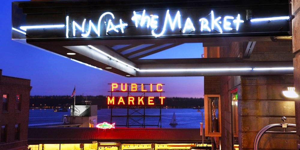 Inn at the Market -- Seattle, WA