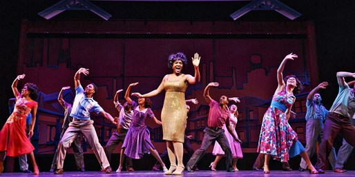 $59 -- 'Motown The Musical' through July 31