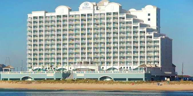 Hilton Ocean City Oceanfront Suites -- Ocean City, MD