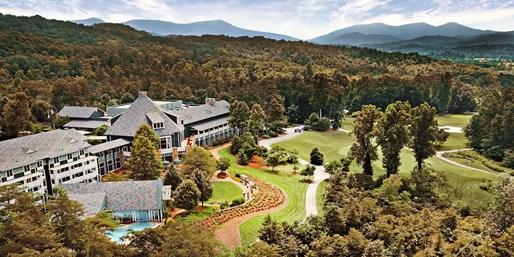 $125 -- Scenic Retreat at North Georgia Resort, 55% Off