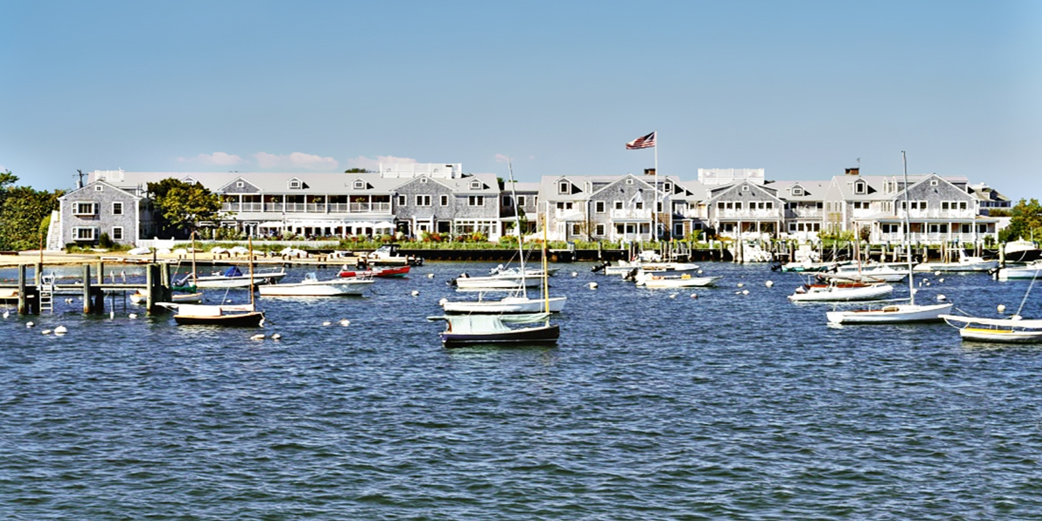 $399 -- 3-Nt. Nantucket Escape w/Ferry Tickets, 60% Off
