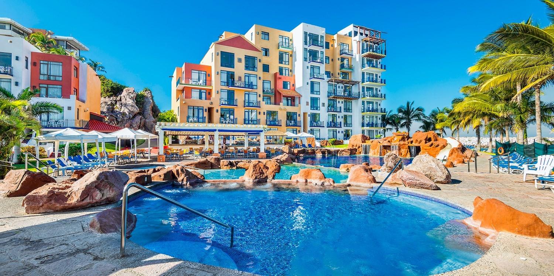El Cid Marina Beach Hotel & Yacht Club -- Mazatlan, Mexico