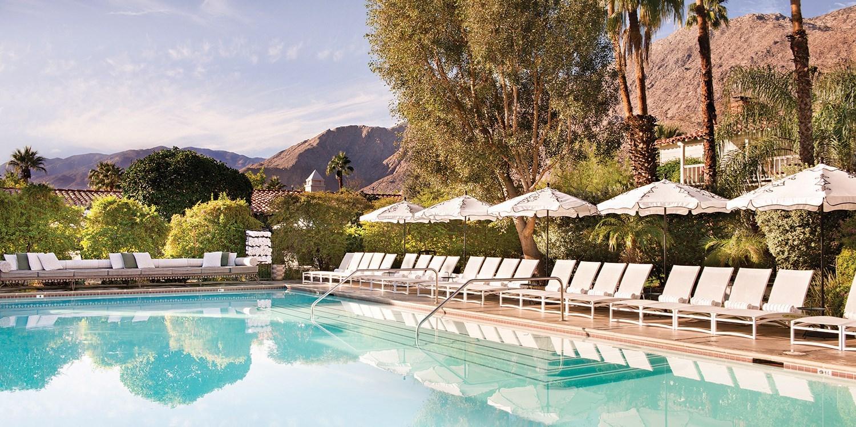 Colony Palms Hotel -- Palm Springs, CA