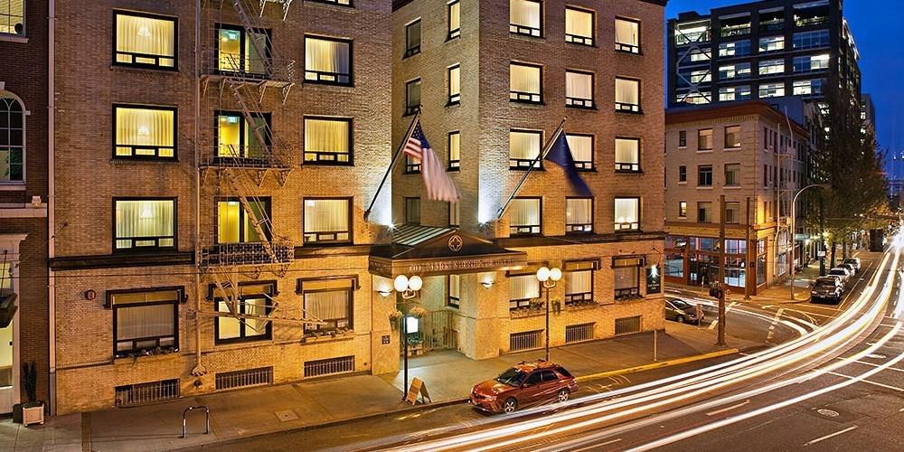 The Mark Spencer Hotel -- Portland, OR