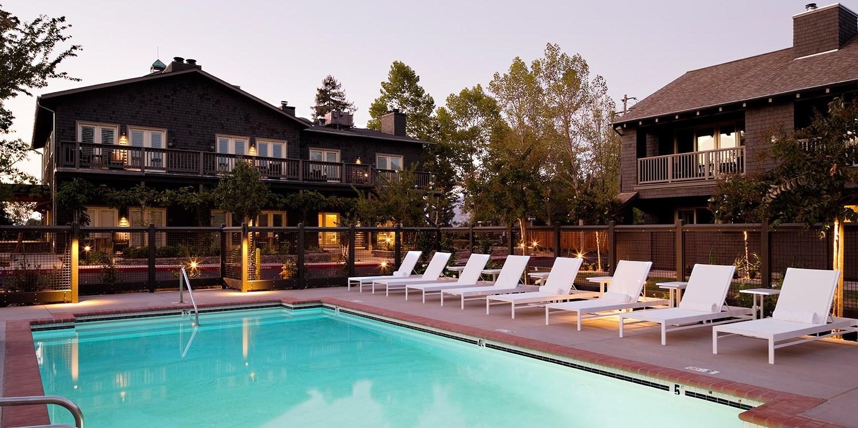Member Exclusive – Chic  4-Star  Napa Hotel -- Napa, CA