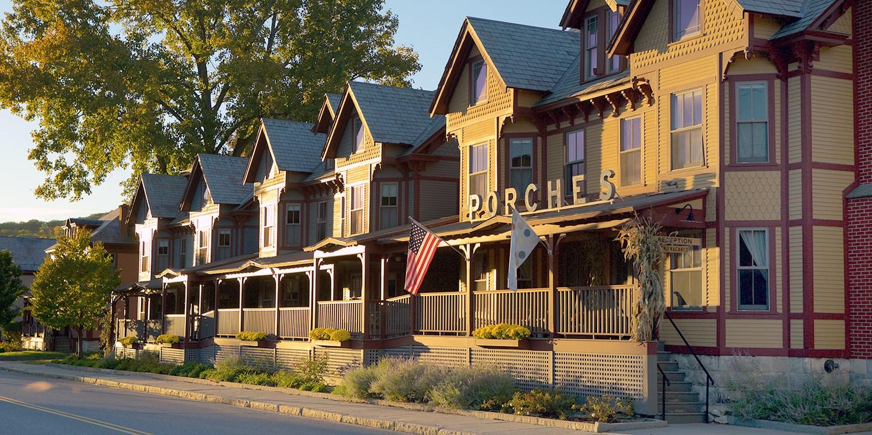 The Porches Inn at Mass MoCA -- North Adams, MA