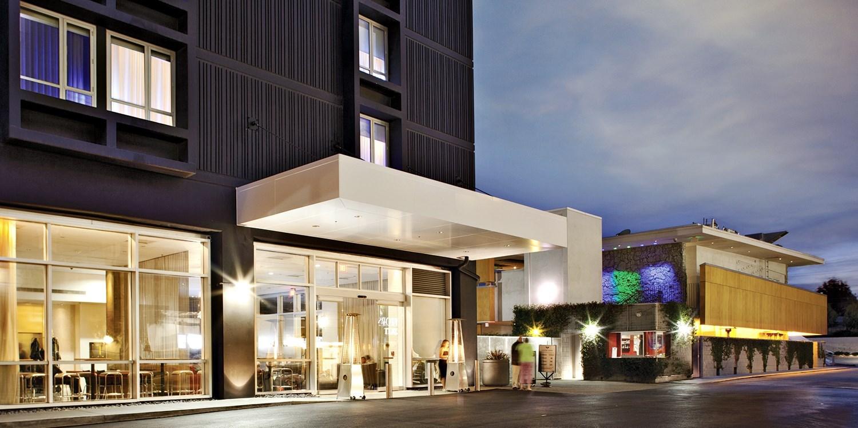 Custom Hotel -- Los Angeles, CA - Los Angeles Intl (LAX)