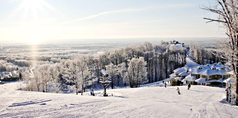 Crystal Mountain -- Thompsonville, MI