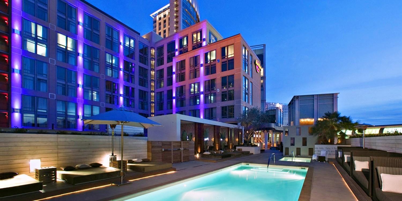 Hard Rock Hotel San Diego San Diego, CA - Reservations.com