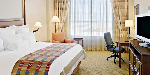 $149-$159 -- Edmonton: 4-Star Casino Resort thru Summer