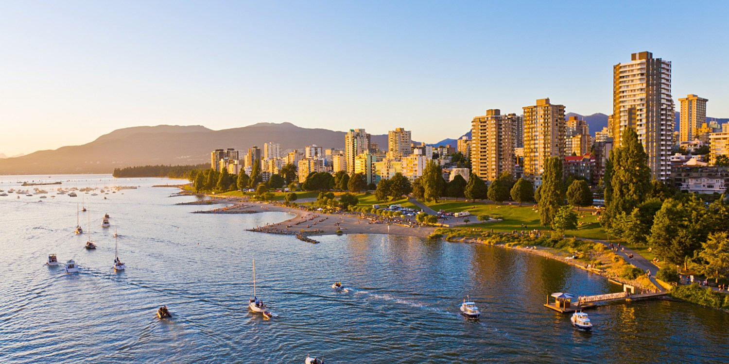 $119 -- Downtown Vancouver Stay incl. $75 in Extras, 45% Off