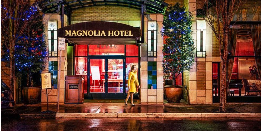 The Magnolia Hotel and Spa -- Victoria, British Columbia