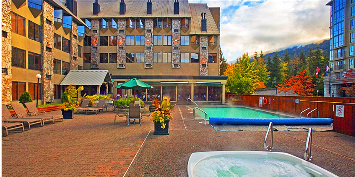 $79 -- Whistler Village Hotel w/Parking, Save 45%