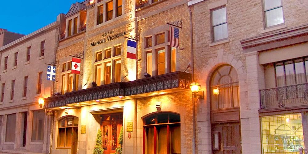 Hotel Manoir Victoria -- Quebec City, Quebec