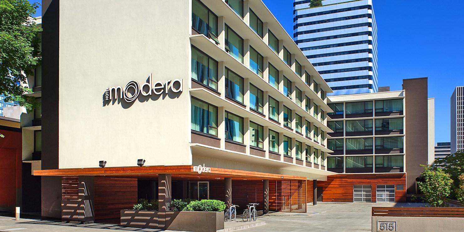 Hotel Modera -- Portland, OR