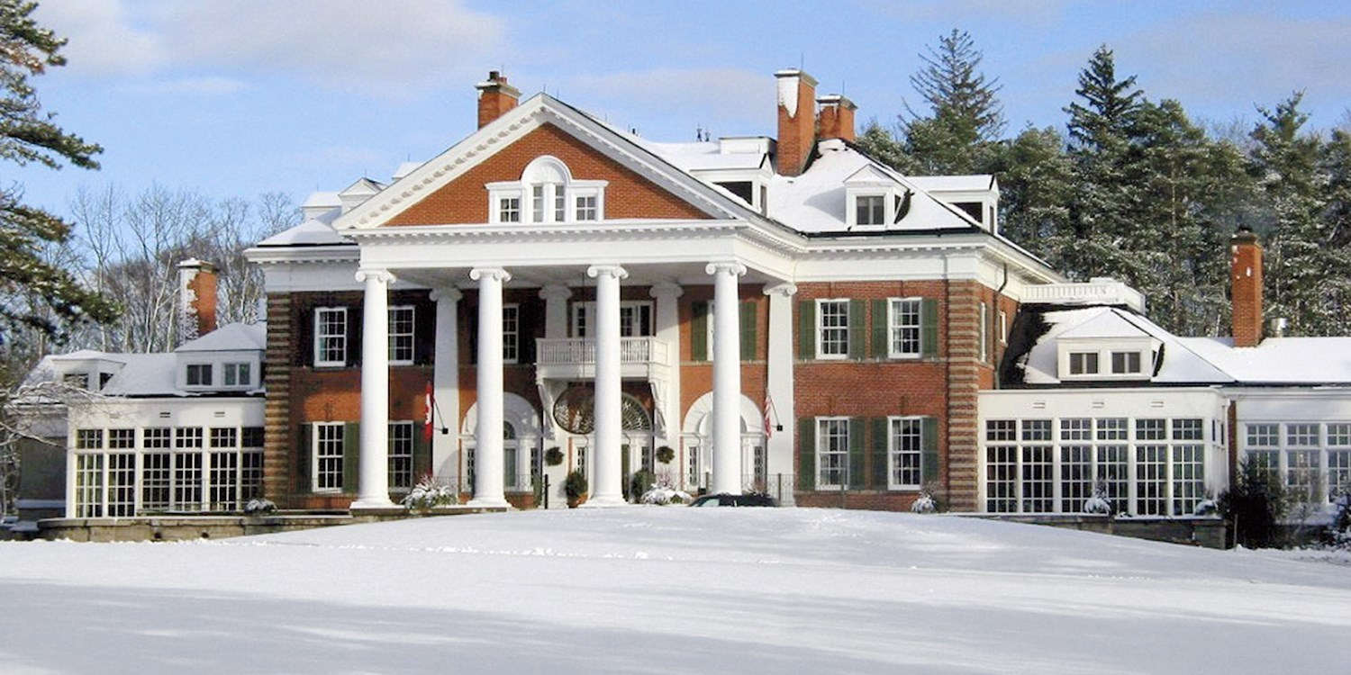 Langdon Hall Country House Hotel and Spa -- Cambridge, Canada