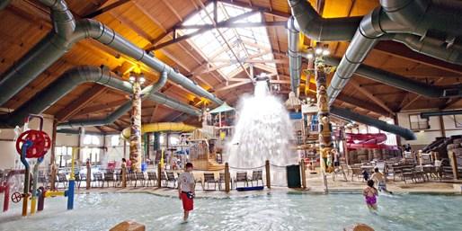 $135 -- Michigan Family Resort & Water Park, 35% Off