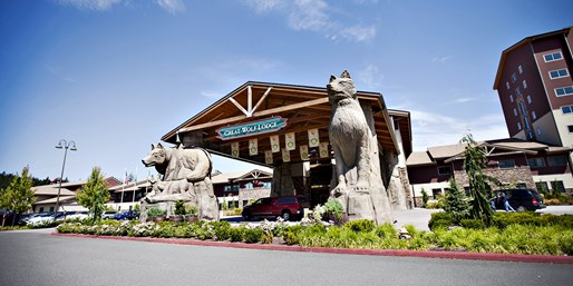 $180 -- WA: Grand Mound Great Wolf Lodge Family Escape