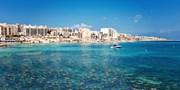 £239pp -- All-Inc Malta Break w/Room Upgrade & Cruise