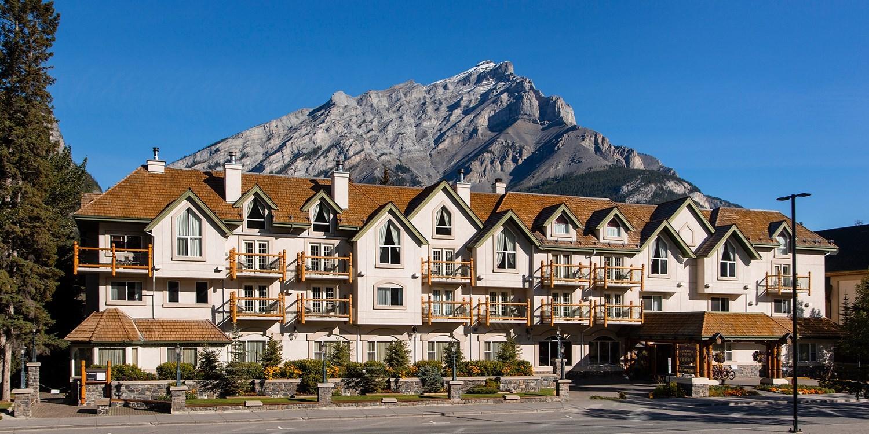 Rundlestone Lodge -- Banff, Canada