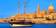 £320pp -- Malta 4-Star Holiday w/Flts & Breakfast, Was £400