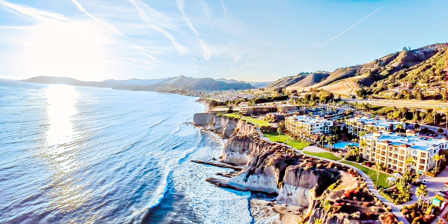 Dolphin Bay Resort and Spa  -- Pismo Beach, CA