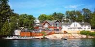 $199 -- Muskoka Lakefront Getaway w/Breakfast & Wine