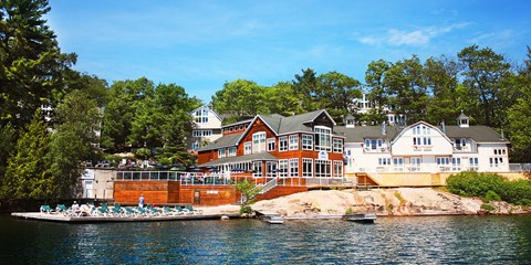 $199 -- Muskoka Lakefront Resort, 60% Off