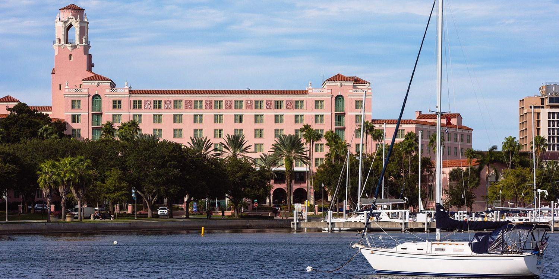The Vinoy Renaissance Resort and Golf Club -- St. Petersburg, FL
