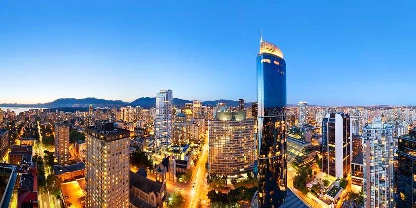 $149 – Vancouver 4-Star Sheraton Hotel, 40% Off -- Vancouver, British Columbia
