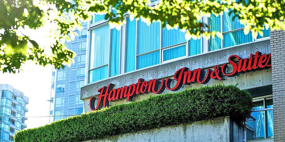 Hampton Inn and Suites by Hilton, Downtown Vancouver -- Vancouver, British Columbia