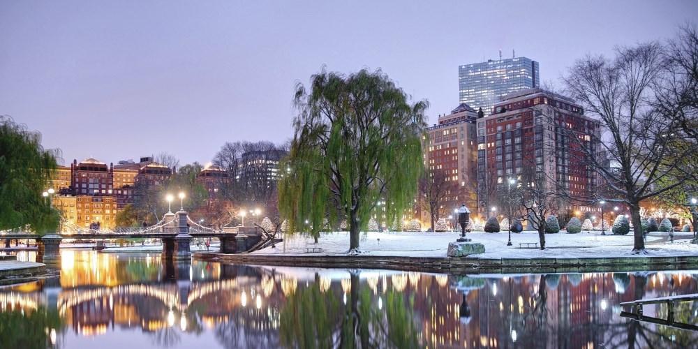 Taj Boston -- Boston, MA