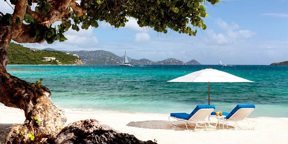 The Ritz-Carlton, St. Thomas -- US Virgin Islands, (State)