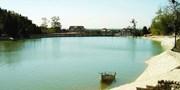 ¥1,100起 -- 纯氧度假享秋天!静之湖亲子套餐 汤泉+餐食+骑行/池塘抓鱼