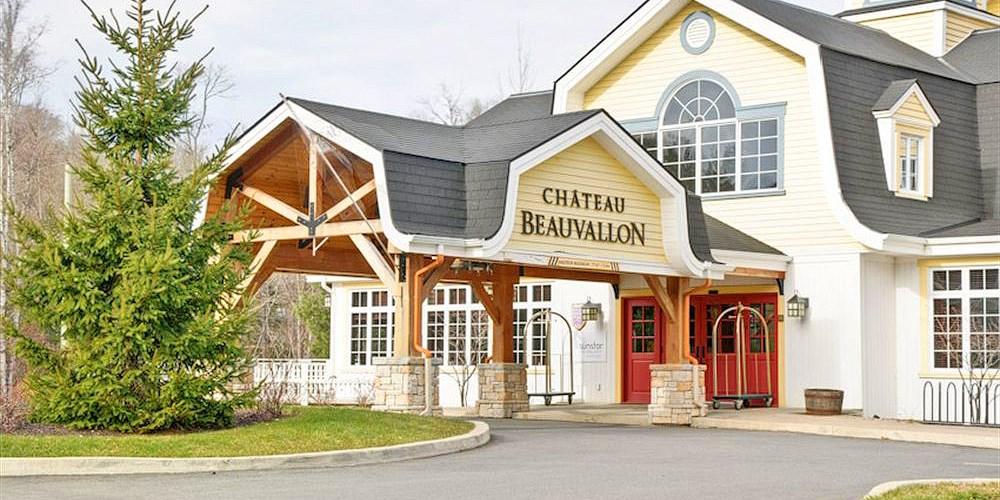 Chateau Beauvallon -- Mont-Tremblant, Quebec