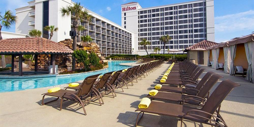 Hilton Galveston Island Resort -- Galveston, TX