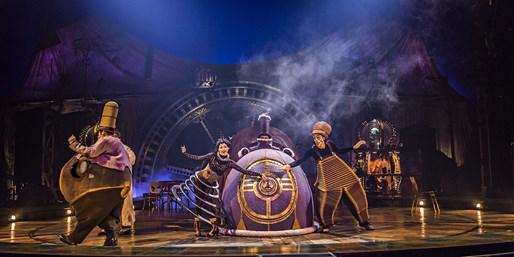 $40 & up -- Last Chance: Cirque du Soleil in Atlanta