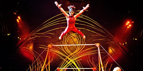 "Dsd 35€ -- PortAventura: ""Amaluna"" de Cirque du Soleil, -30%"