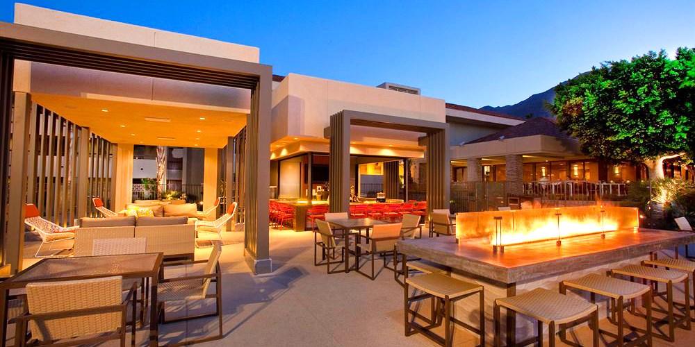 Hilton Palm Springs Resort -- Palm Springs, CA